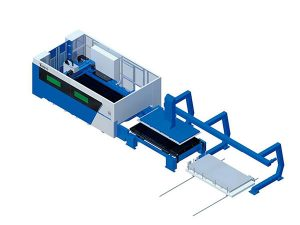 Yawei laser cutting processing unit